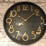 prachtige klok, 79 cm €129,-, 39 cm €49.99