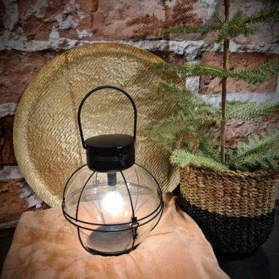 Lampje €14.99 en schaal €24.99